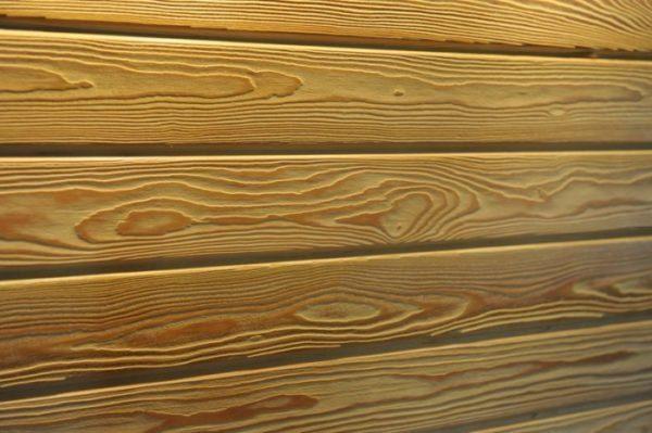 Имитация бруса из лиственницы сорт АВ 20х140x4
