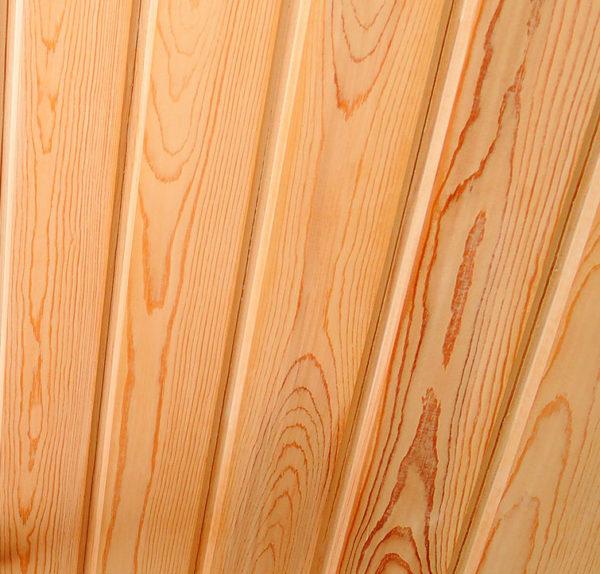Вагонка из ангарской сосны сорт Прима 14х140x4